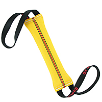 RedLine K-9 Firehose Tug - Yellow, 2 Handle