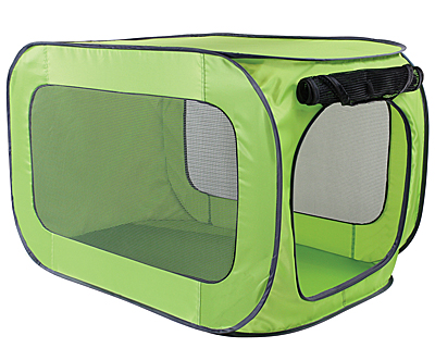 Sport Pet Pop-Open Crate