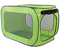 Sport Pet Pop-Open Kennel