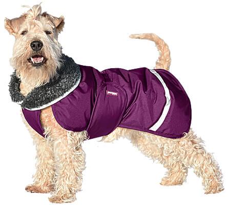Toppa Pomppa Insulated Dog Coats