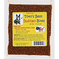 Totos Best Bites - Buffalo, 4 oz.