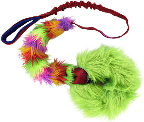 Tribble Trouble Ring Chaser with Long Bungee Handle