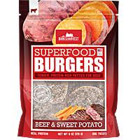 Bark & Harvest Burgers - Beef & Sweet Potatoes, 6 oz.