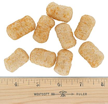 Bixbi Bark Pops Dog Treats - Sweet Potato & Apple, 4 oz.