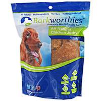 Barkworthies Chicken Jerky