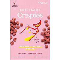 Bocces Crispies - Banana + Bacon, 10 oz.