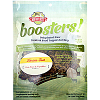 Boosters Dehydrated Raw Dog Treats - Glorious Goat