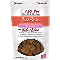 Caru Soft N Tasty Bites - Beef, 4 oz.