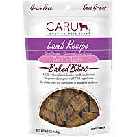 Caru Soft N Tasty Bites - Lamb, 4 oz.