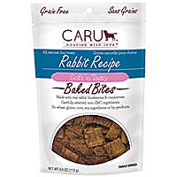 Caru Soft N Tasty Bites - Rabbit, 4 oz.
