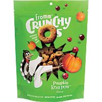Fromm Crunchy Os Dog Treats - Pumpkin Kran Pow, 6 oz.