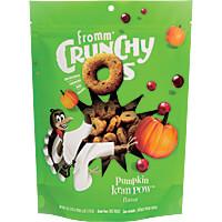 Fromm Crunch Os Dog Treats - Pumpkin Kran Pow, 6 oz.