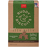 Cloud Star Itty Bitty Buddy Biscuits - Chicken