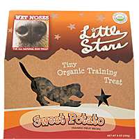 Little Stars Tiny Organic Training Treats - Sweet Potato, 9 oz.