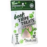PetKind Green Tripe Training Treats - Beef Tripe, 6 oz.
