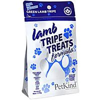 PetKind Green Tripe Training Treats - Lamb Tripe, 6 oz.