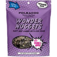 Polka Dog Wonder Nuggets - Pork & Apple, 12 oz.