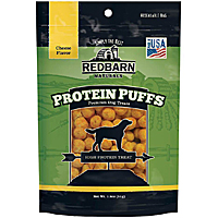 Redbarn Protein Puffs - Cheese, 1.8 oz.