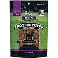 Redbarn Protein Puffs - Peanut Butter, 1.8 oz.