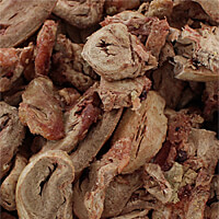 Scout & Zoes Bulk Dog Treats - Sliced Chicken Hearts, 4 oz.