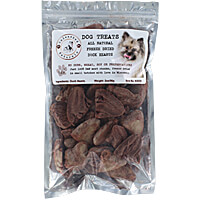 Unleashed Naturals - Duck Hearts, 2 oz.