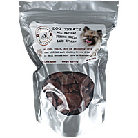 Unleashed Naturals - Lamb Spleen, 4 oz.