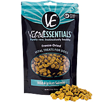 Vital Essentials Freeze-Dried Vital Treats - Wild Alaskan Salmon, 2.5 oz.