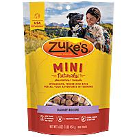 Zuke's Mini Naturals - Rabbit, 1 lb.