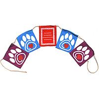 Tibetan Pet Prayer Flags