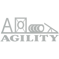 Agility Sticker with Obstacles