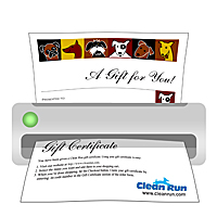 Gift Certificate - Print Your Own Certificate