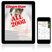 All 2008 Clean Run Digital Editions