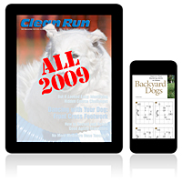 All 2009 Clean Run Digital Editions