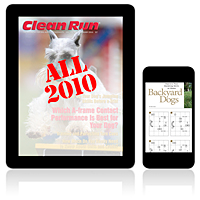 All 2010 Clean Run Digital Editions