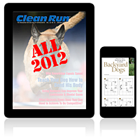 All 2012 Clean Run Digital Editions