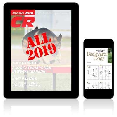 All 2019 Clean Run Digital Editions