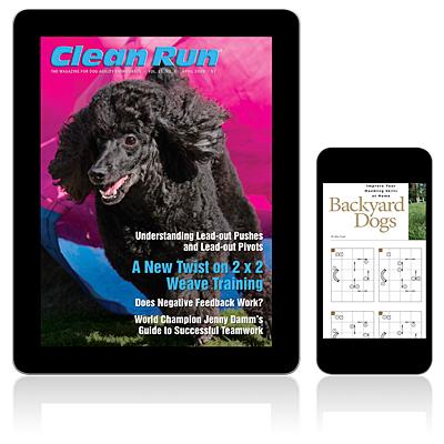 Clean Run Magazine - April 2009