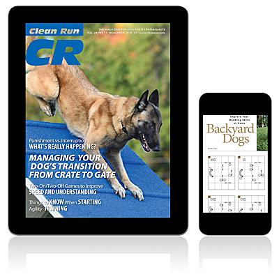 Clean Run Magazine - November 2018 Digital Edition