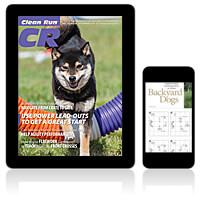 Clean Run Magazine - September 2019 Digital Edition