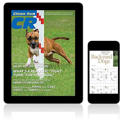 Clean Run Magazine - August 2020