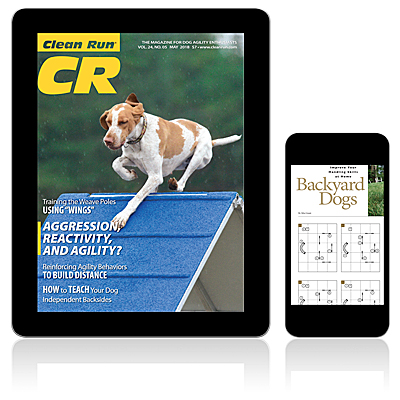 Clean Run Magazine - May 2018 Digital Edition