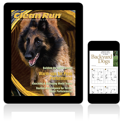 Clean Run Magazine - October 2010