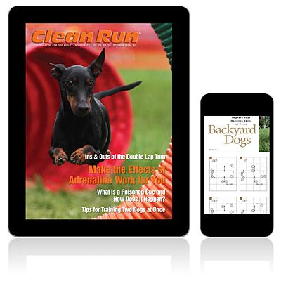 Clean Run Magazine - October 2014