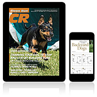 Clean Run Magazine - October 2017 Digital Edition