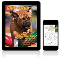 Clean Run Magazine - December 2009