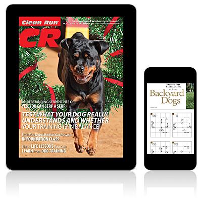 Clean Run Magazine - December 2017 Digital Edition