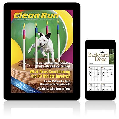 Clean Run Magazine - January 2015
