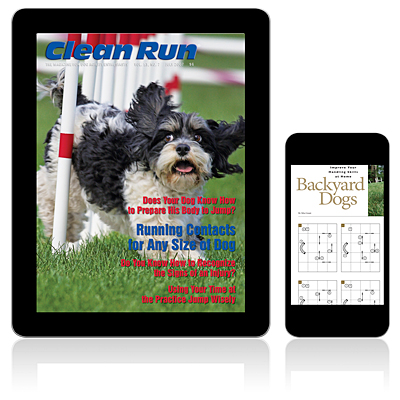 Clean Run Magazine - July 2007