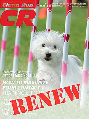 Clean Run Renewal - Print Magazine