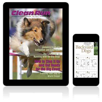 Clean Run Magazine - September 2006